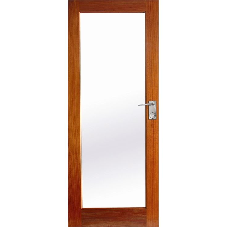Hume Doors & Timber 2040 x 820 x 40mm Joinery JST1 Entrance Door