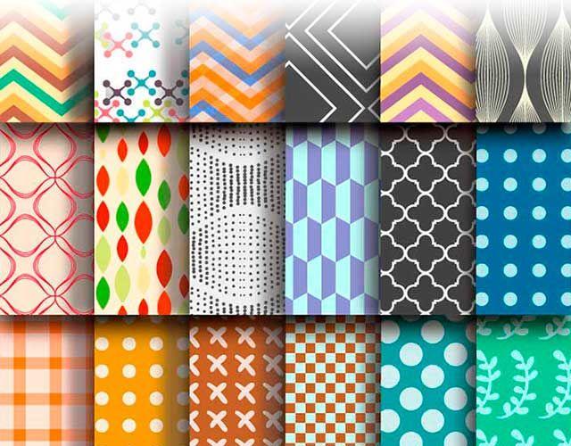 100 Adobe Illustrator & Photoshop Free Vector Patterns for Commercial Use https://saltaalavistablog.blogspot.com.es/2017/02/patterns-o-motivos-vectoriales-gratis-para-illustrator-y-photoshop.html