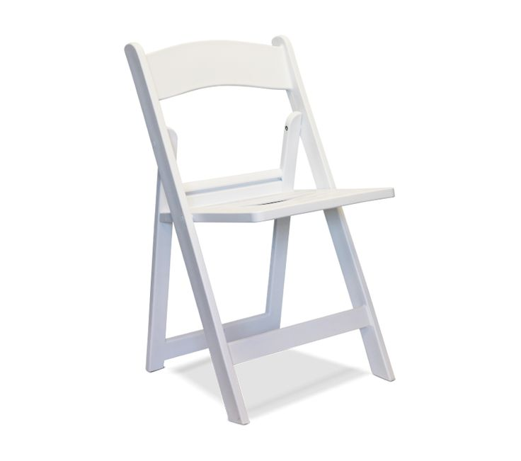 BELLA  The Bella chair has become the chair of choice for many wedding planners and event organisers. As well as its classic design it is also lightweight, foldable and stackable - reducing some of the stress of event setups! It is very robust in a commercial rental situation (won't break) but without the need for heavy metal inserts. Offers excellent posture support making it comfortable to sit on for long periods of time