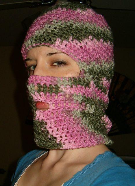 Ski Mask Crochet Pattern « The Yarn Box