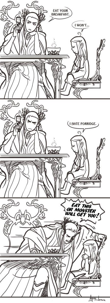 Creepy Dad by ayumi-lemura.deviantart.com on @deviantART. This is horrible but....I love it