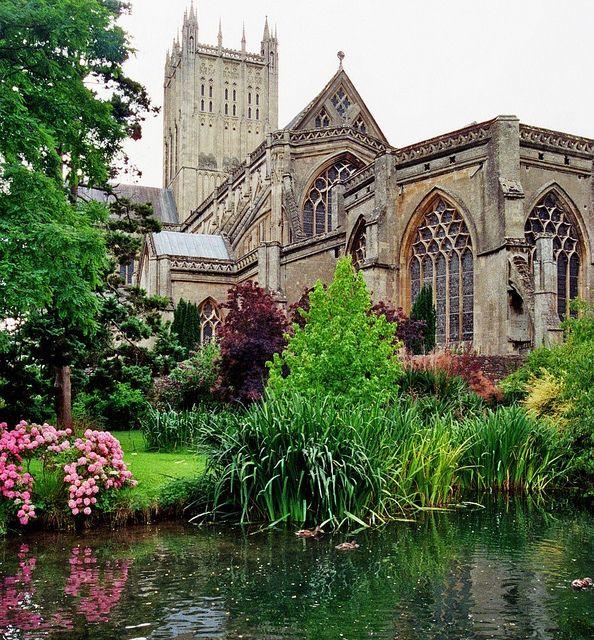 Cathédrale St André, Wells, Somerset, England