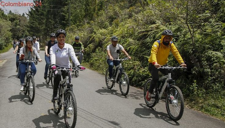 El Parque Arví ya se puede recorrer en bicicleta