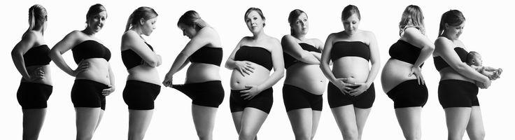 Een originele zwangerschap foto laten maken? Vanaf het begin tot en met de geboorte in 9 fotosessies: Negen maanden Fotografie van Henk van Kooten.