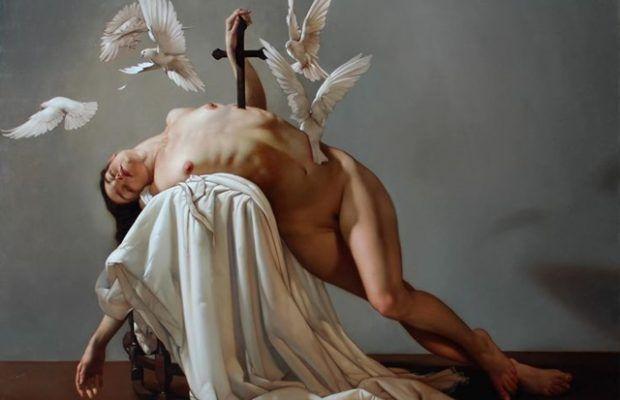 Roberto Ferri İle Klasik Resimde Yeni Yorumlar