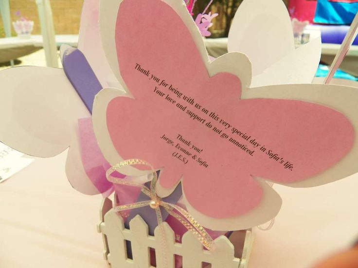 Butterfly Birthday Party Ideas   Photo 5 of 50