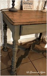17 best images about campagne chic on pinterest french - Table console ancienne ...