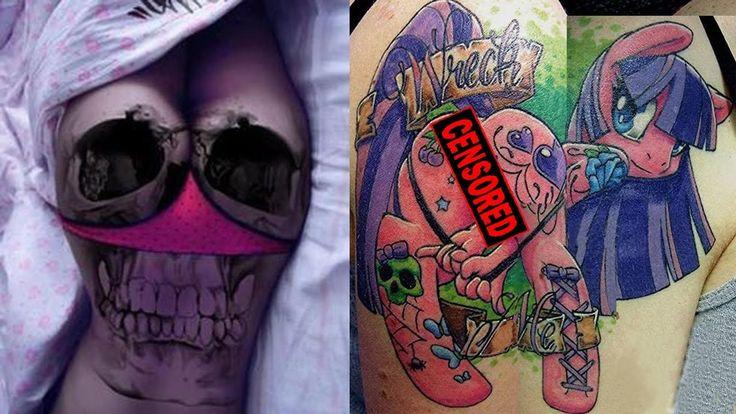 Worlds Worst Tattoos! #52