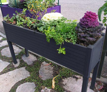 Las 25 mejores ideas sobre mesa de cultivo en pinterest y - Mesa de cultivo leroy ...