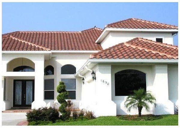 Fachadas de casas peque as estilo californiano imagenes for Casas con planos y fotos