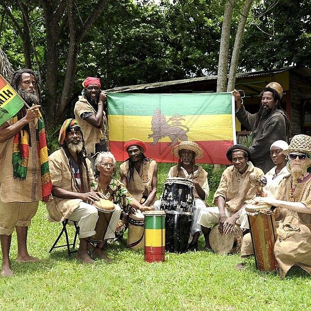 Rastafarian 2: Respect Rasta Culture Via @maggotbrain27: 'Rhythms Of