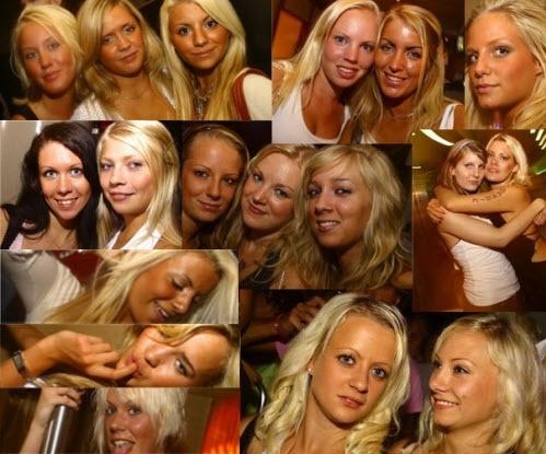 Las suecas son las mujeres mas lindas del mundo