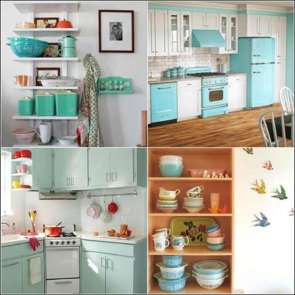 Diy Retro Kitchen Decor