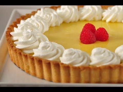 Lemon Curd Tart Tested Recipe & Video Printer Friendly Page | Bake ...