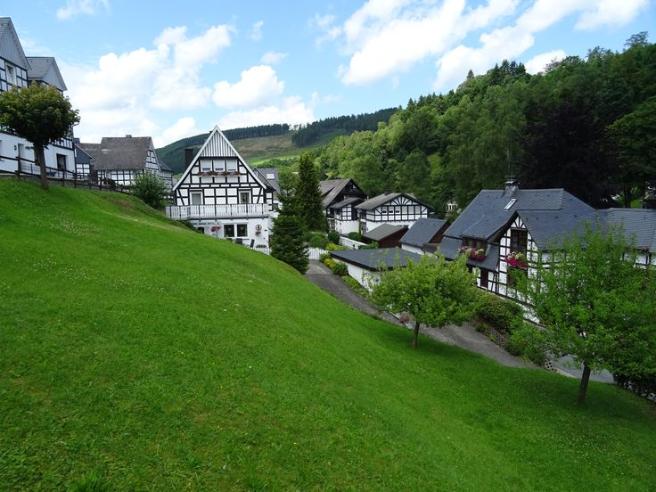 Genieten van de Rothaarsteig en andere wandelpaden - Westfeld