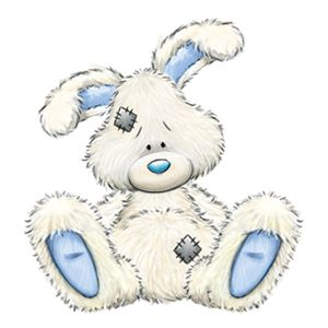Carte Blanche - My Blue Nose Friends - Snowdrop
