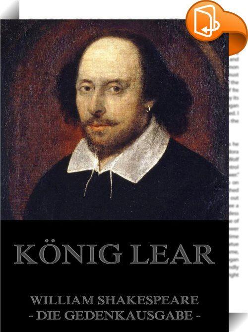 König Lear    ::  König Lear (engl. The Tragedy of King Lear) gilt als eine der herausragenden Tragödien aus der Feder William Shakespeares. Die Person König Lears und seine Geschichte basieren auf der Figur des König Leir, eines der legendären Könige Britanniens aus vorrömischer Zeit, die wiederum auf die keltische Meeresgottheit Llyr (Llwr) zurückgeht. Die Sage war zur damaligen Zeit bereits in Erzählungen, Gedichten und Versen sowie zu Dramen verarbeitet. Ihre Grundstruktur findet s...