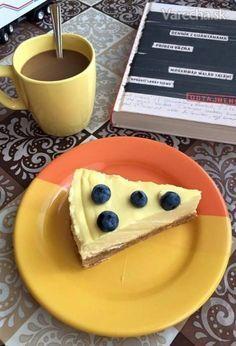 Výborný citrónový cheesecake (fotorecept) - Recept