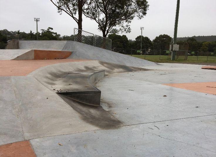 St Matthews Farm Skate Park - Cromer http://placestogo.net.au/item/st-matthews-farm-skate-park-cromer/