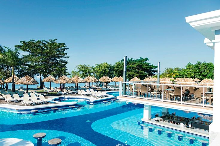 Clubhotel riu negril jamaica all inclusive vacations for 5 star family all inclusive resorts