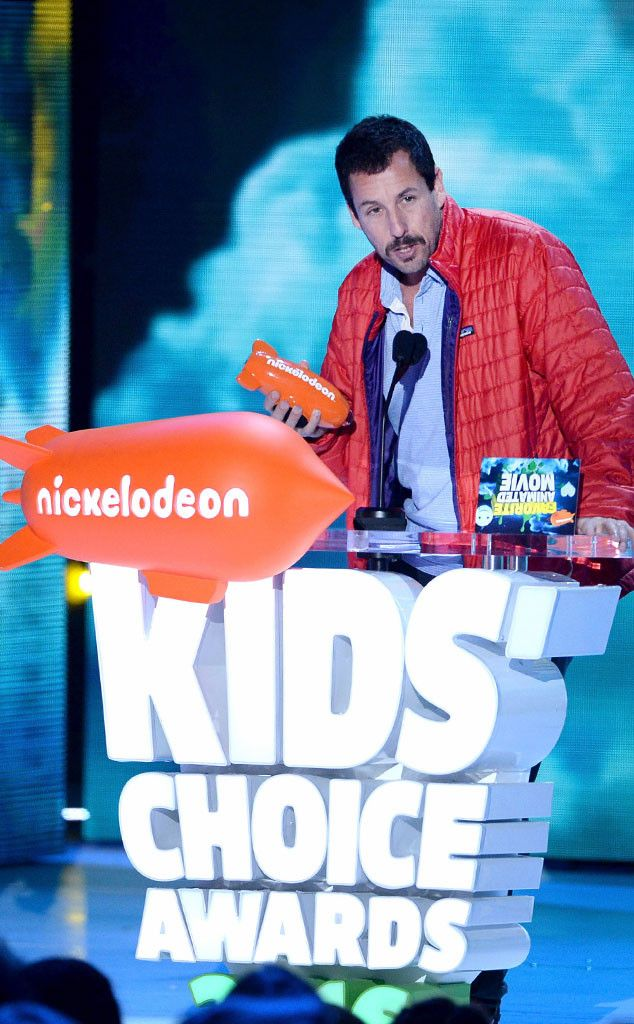 Nickelodeon Kids' Choice Awards 2016 Winners List | E! Online Mobile