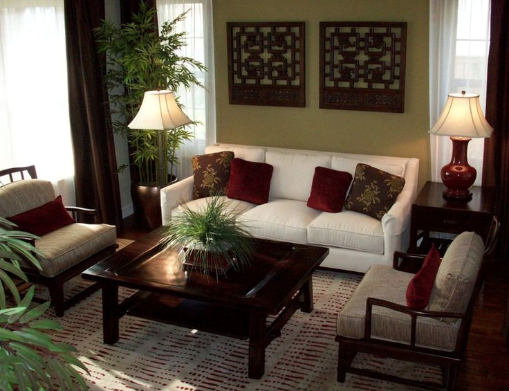 Asian Living Room Styles By Kelly Smiar Interior Design