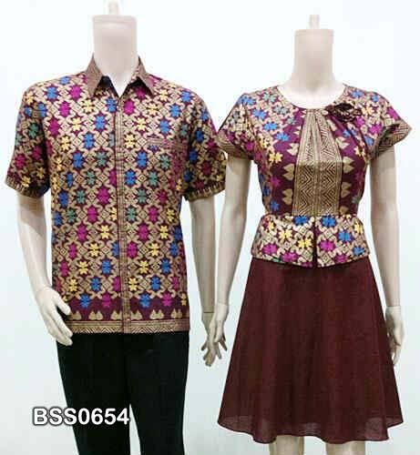 Batik solo shop - special fashion for couple. Batik motif from Solo Indonesia. We produce batik style with many models.