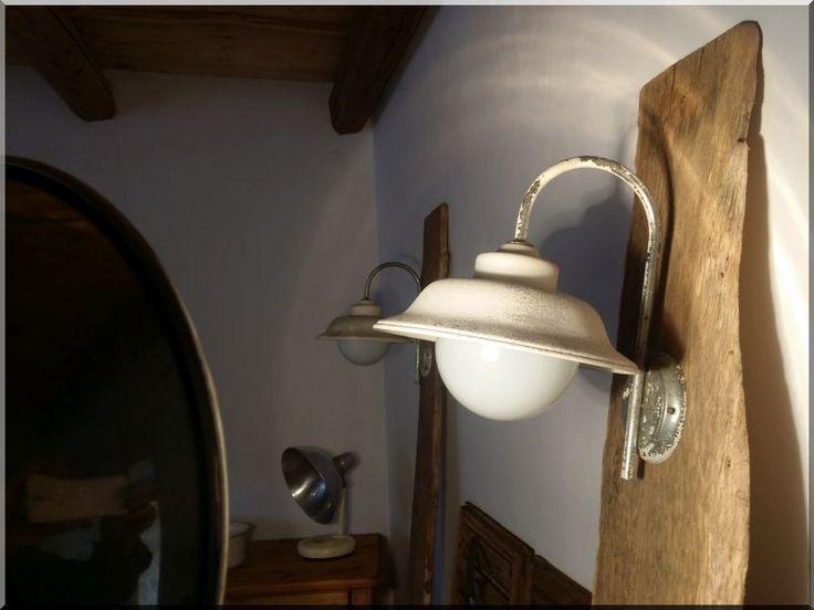 egyedi bútor, bauhaus fali lámpa