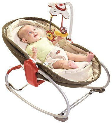 Tiny Love Rocker Napper - Brown - Free Shipping