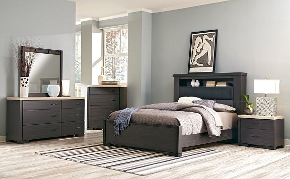 American Signature Furniture Camino Bedroom Collection 7 Pc Queen Bedroom 1 House