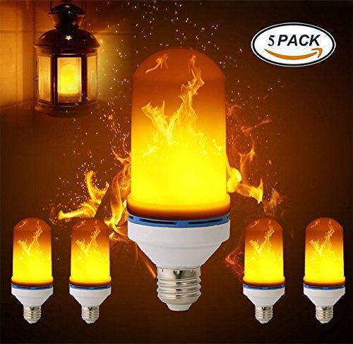 Flammes Ancien Mur Lampe D'humeur Vacillantes Ampoules Lanterne Led CtdsQhrxoB