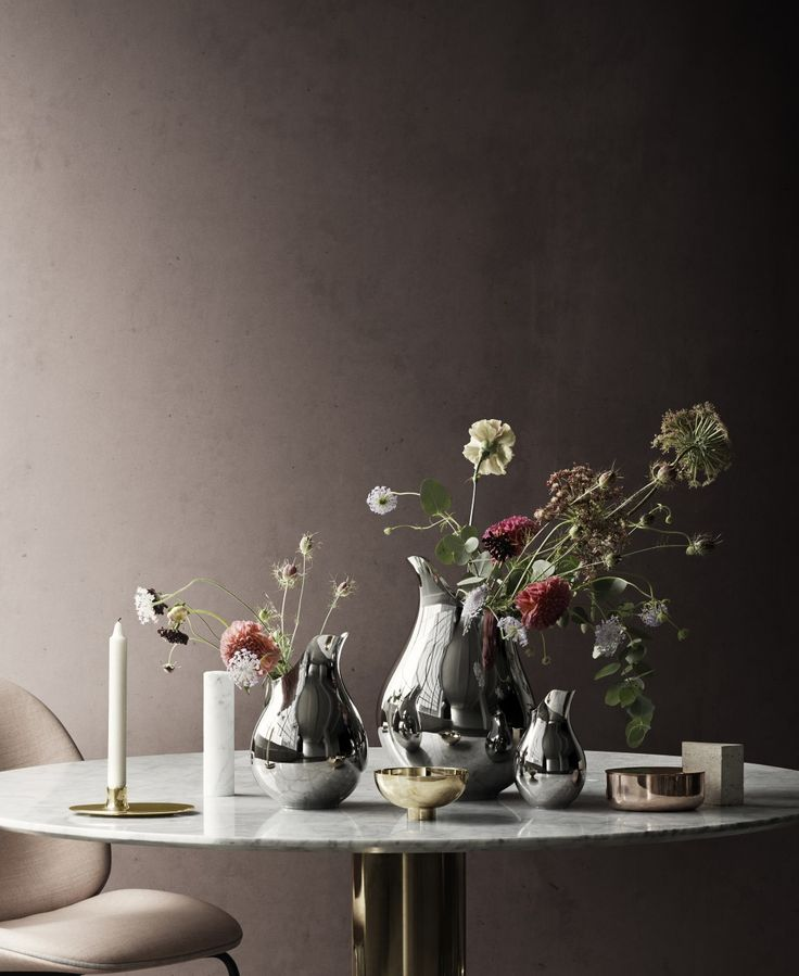 Georg Jensen's Ilse collection, Designed by Ilse Crawford