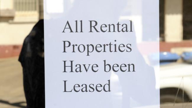 The rental market is brutal for tenants