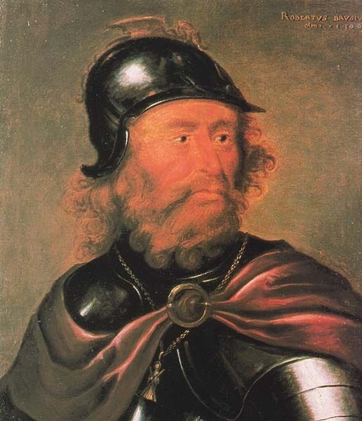 Robert the Bruce, King of the Scots