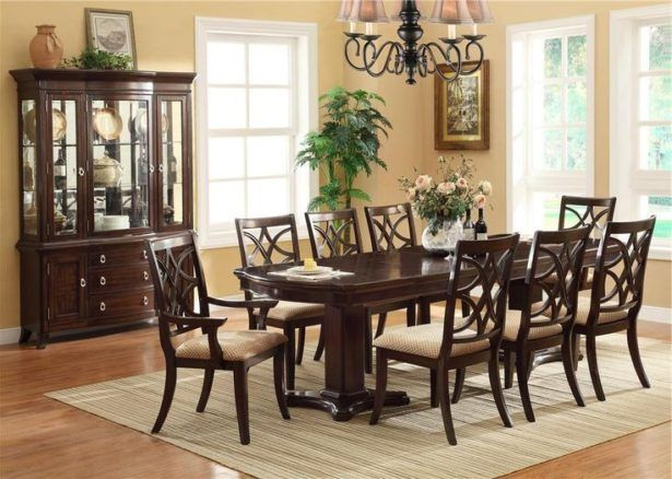 Dining Room:Best Ashley Furniture Store Dining Room Set Prices Review Images Ashley Furniture 10 PC Dining Room Set W China Cabinet