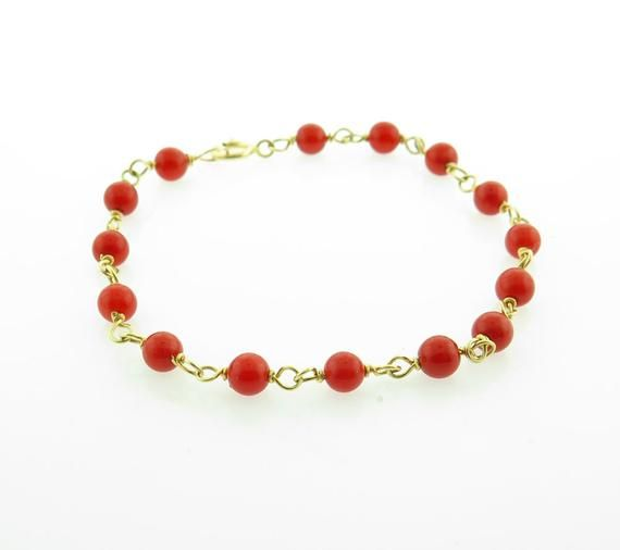 European Red Coral Red Coral  GF Adult Gift