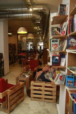 Ubik Cafe, Valencia - zona ruzafa