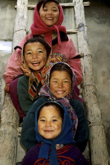 Happy Children by sapru, via Flickr