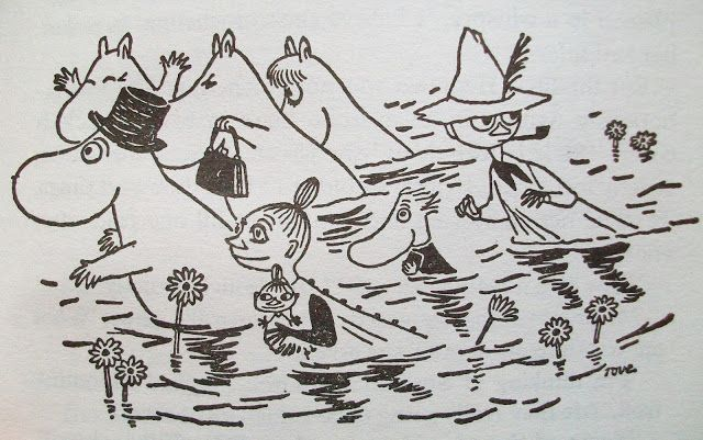 life, the universe and excellence: Tove Jansson