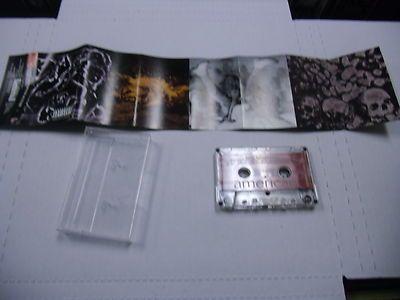 SLAYER Undisputed Attitude Cassette Tape American Records 1996