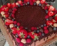 Torta čokoládová s mascarpone