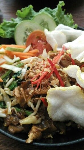 Char Kway Teaw. The dish is considered a national fave in Malaysia and Singapore