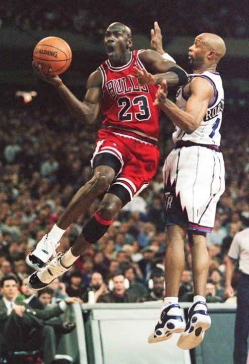 Michael Jordan #basketball