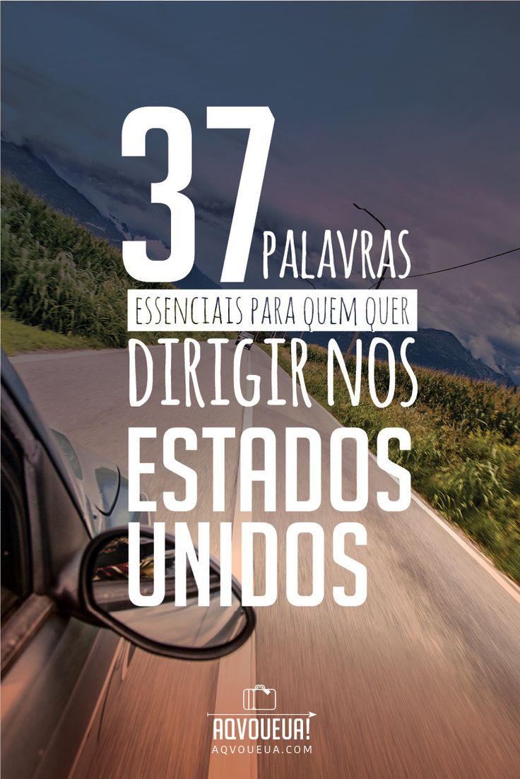 Dicas de vocabulário, expressões, placas de trânsito e cuidados essenciais para quem quer dirigir durante uma viagem para os Estados Unidos. ______________________________ Baixe o ebook deste post no blog!