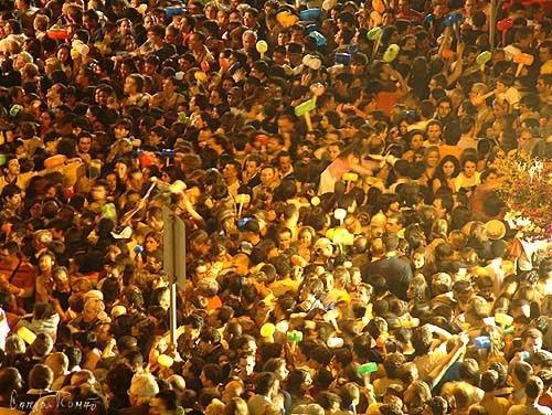 São João, a unique night;)    Foto de Carlos Romão  www.facebook.com/oportocity
