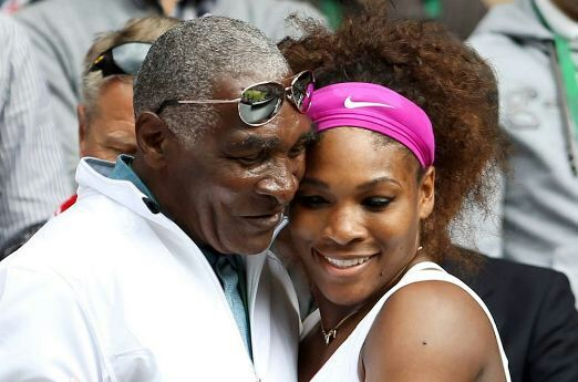 Laurry Jones : Richard Williams, Serena Williams' Dad Down With Stroke