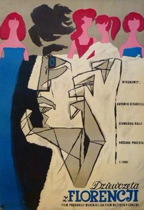 Jozef Mroszczak, Le Ragazze di San Frediano, 1958