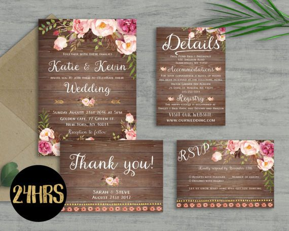 Hey, I found this really awesome Etsy listing at https://www.etsy.com/uk/listing/269728421/wedding-invitation-template-wedding