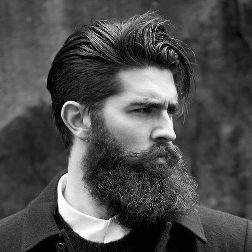 Medium Length Haircut vs Wavy Hair in 2020   Haare männer ...