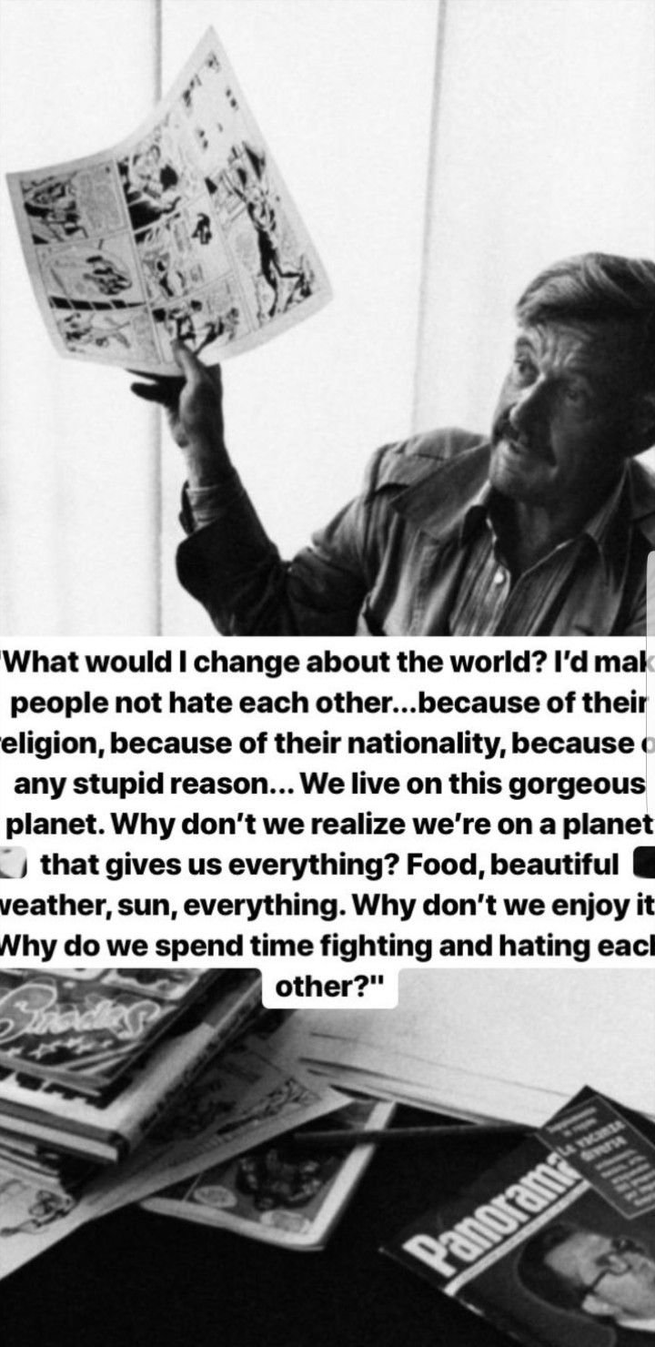 Stan Lee Words Relatable Favorite Quotes